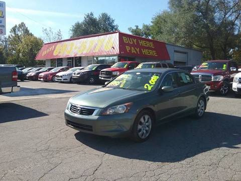 2008 Honda Accord for sale in Greenwood, IN