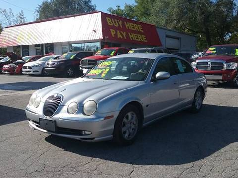 2003 Jaguar S-Type for sale in Greenwood, IN