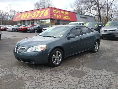 2006 Pontiac G6 for sale in Greenwood, IN