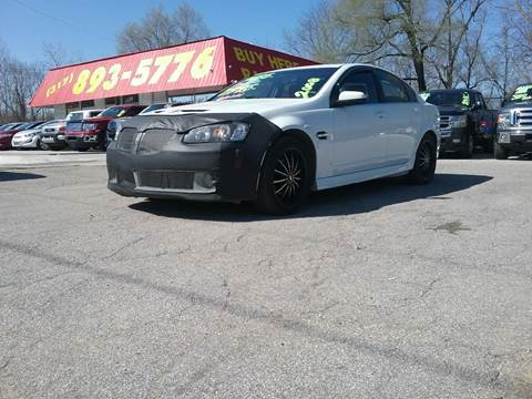 2008 Pontiac G8 for sale in Greenwood, IN