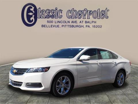 2014 Chevrolet Impala for sale in Pittsburgh, PA