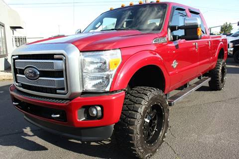 2013 Ford F-250 Super Duty for sale in Gresham, OR