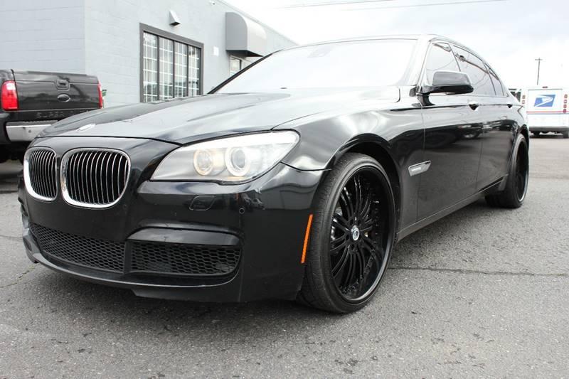 2011 BMW 7 Series 750Li In Gresham OR - Landers Motors