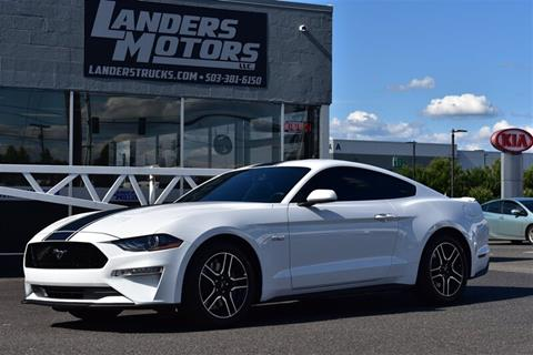 2019 Ford Mustang for sale in Gresham, OR