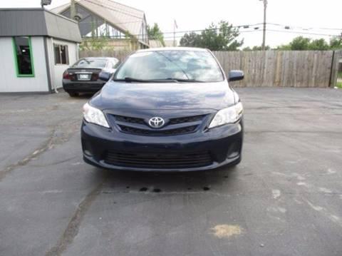 2011 Toyota Corolla for sale in Oklahoma City, OK