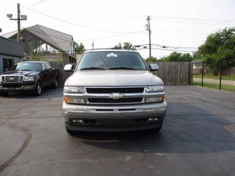 2006 Chevrolet Tahoe for sale in Oklahoma City, OK