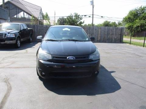 2010 Ford Focus for sale in Oklahoma City, OK