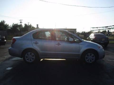 2011 Suzuki SX4 for sale in Oklahoma City, OK