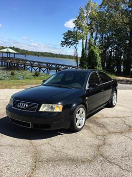 2002 Audi A6 for sale in Conway, AR