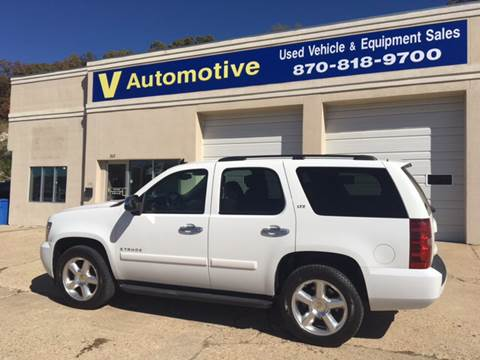 2007 Chevrolet Tahoe for sale at V Automotive in Harrison AR