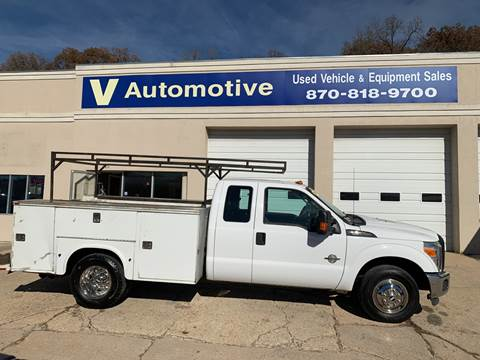 2014 Ford F-350 Super Duty XL for sale at V Automotive in Harrison AR