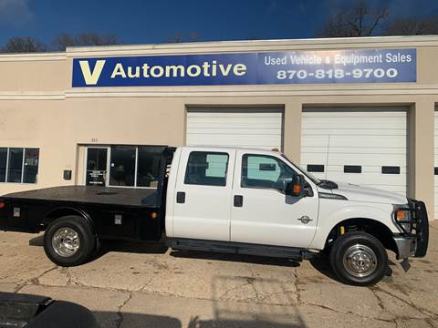 2015 Ford F-350 Super Duty XL for sale at V Automotive in Harrison AR