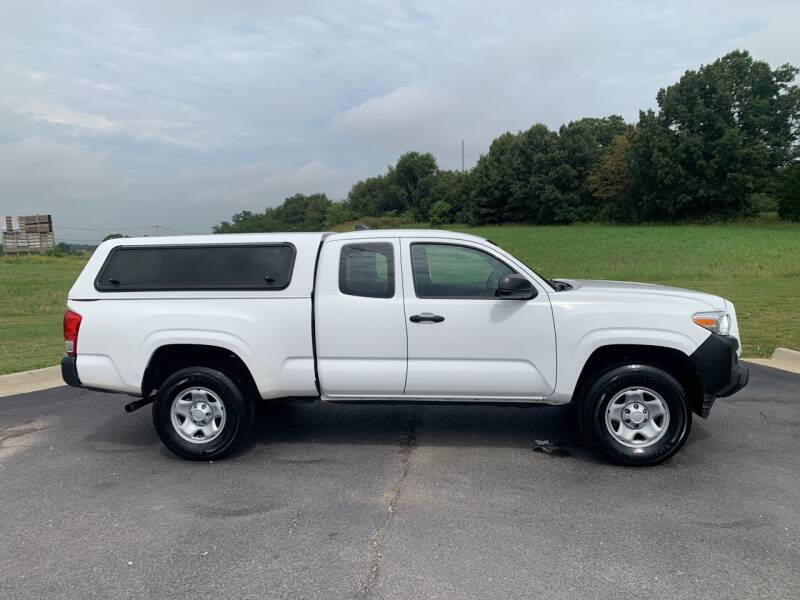 2017 Toyota Tacoma for sale at V Automotive in Harrison AR