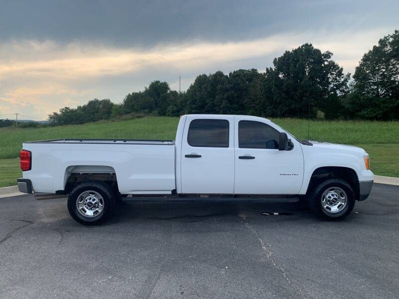 2014 GMC Sierra 2500HD for sale at V Automotive in Harrison AR