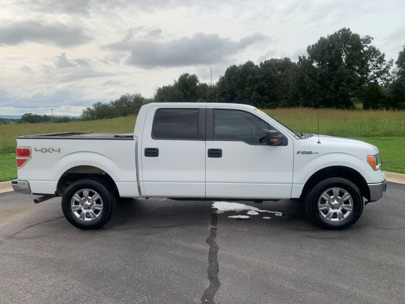 2012 Ford F-150 for sale at V Automotive in Harrison AR