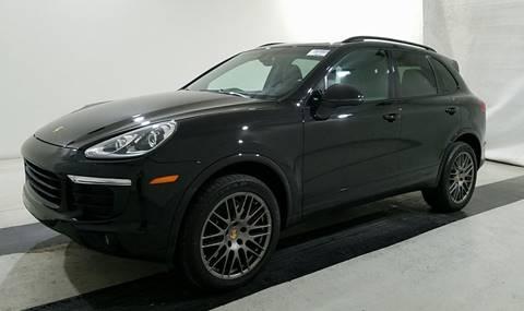 2017 Porsche Cayenne for sale in Lithia Springs, GA
