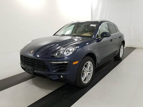 2016 Porsche Macan for sale in Lithia Springs, GA