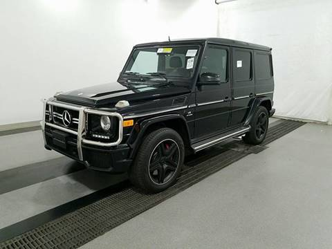 2014 Mercedes-Benz G-Class for sale in Lithia Springs, GA