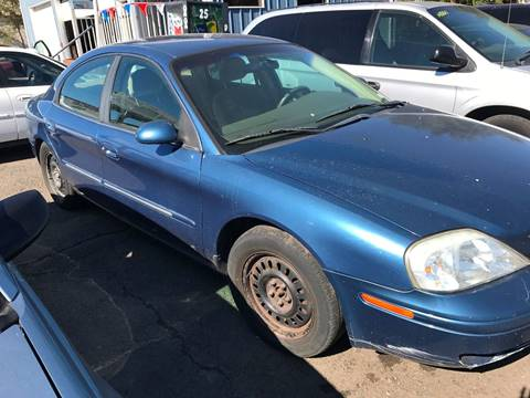 2002 Mercury Sable for sale in Spokane, WA