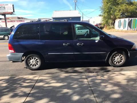 2000 Ford Windstar for sale in Spokane WA