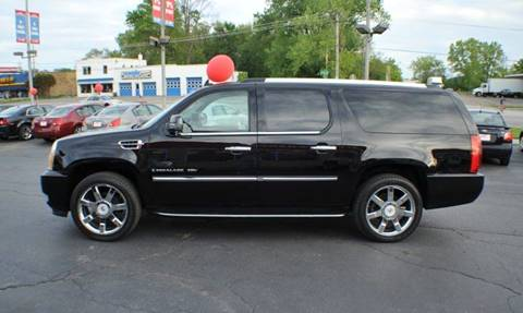 2007 Cadillac Escalade ESV for sale in Houston TX