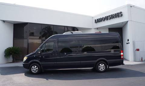 2007 Dodge Sprinter for sale in Houston TX