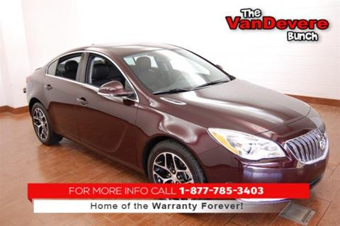 2017 Buick Regal for sale in Akron, OH