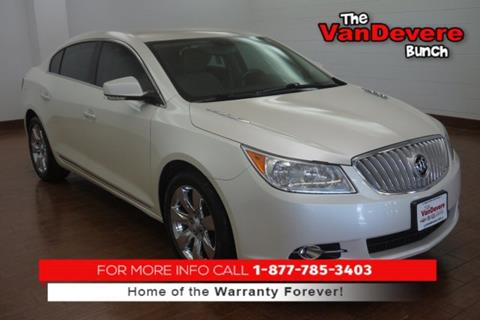 2012 Buick LaCrosse for sale in Akron, OH