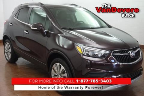 2018 Buick Encore for sale in Akron, OH