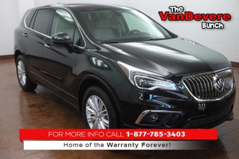 2017 Buick Envision for sale in Akron, OH