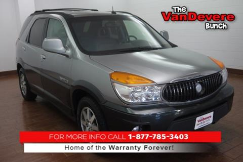 2003 Buick Rendezvous for sale in Akron, OH