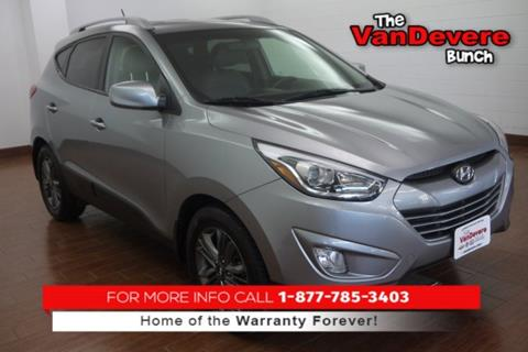 2014 Hyundai Tucson for sale in Akron, OH