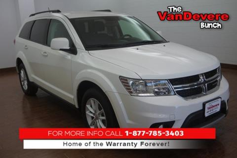 2016 Dodge Journey for sale in Akron, OH