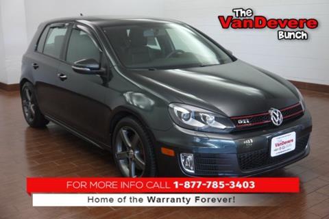 2011 Volkswagen GTI for sale in Akron, OH