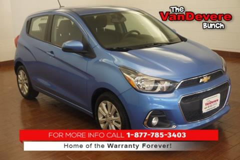 2016 Chevrolet Spark for sale in Akron, OH