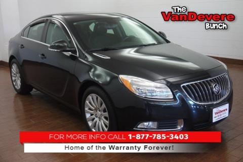2012 Buick Regal for sale in Akron, OH