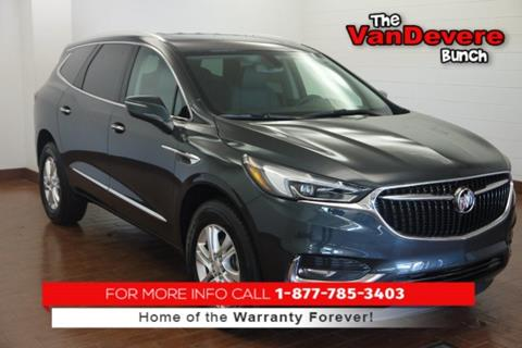 2018 Buick Enclave For Sale In Ohio Carsforsale Com