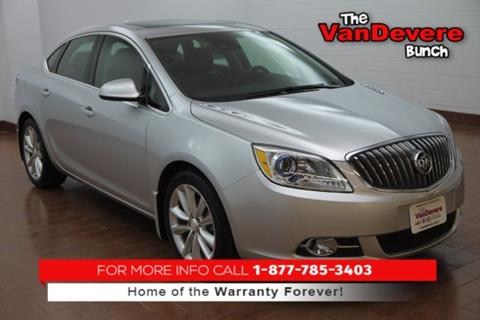 2015 Buick Verano For Sale In Ohio Carsforsale Com