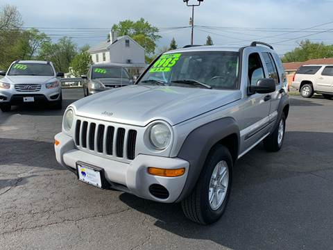 2004 Jeep Liberty for sale in Cinnaminson, NJ