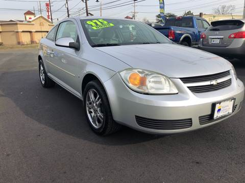 2007 Chevrolet Cobalt for sale at Majestic Automotive Group in Cinnaminson NJ