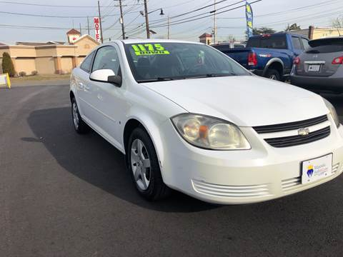 2008 Chevrolet Cobalt for sale at Majestic Automotive Group in Cinnaminson NJ