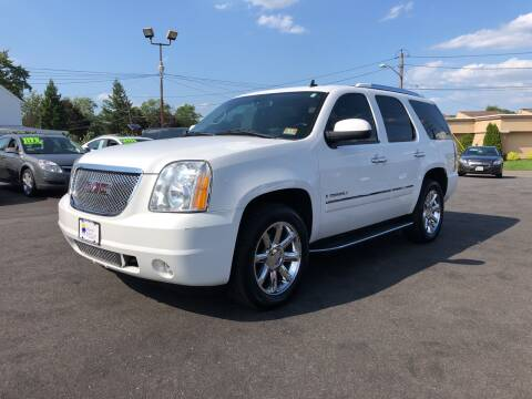 2009 GMC Yukon for sale at Majestic Automotive Group in Cinnaminson NJ