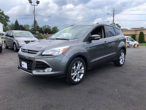 2014 Ford Escape for sale at Majestic Automotive Group in Cinnaminson NJ