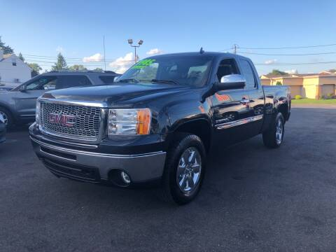 2013 GMC Sierra 1500 for sale at Majestic Automotive Group in Cinnaminson NJ