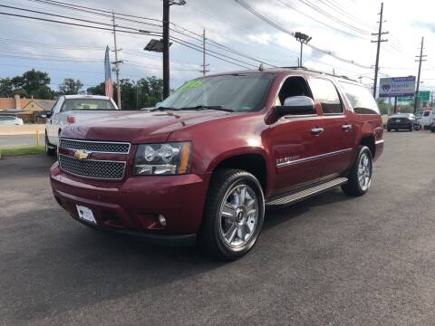 2009 Chevrolet Suburban for sale at Majestic Automotive Group in Cinnaminson NJ