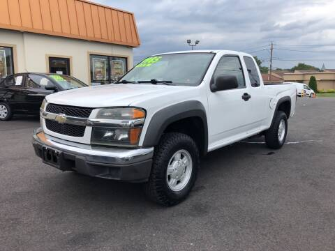 2005 Chevrolet Colorado for sale at Majestic Automotive Group in Cinnaminson NJ