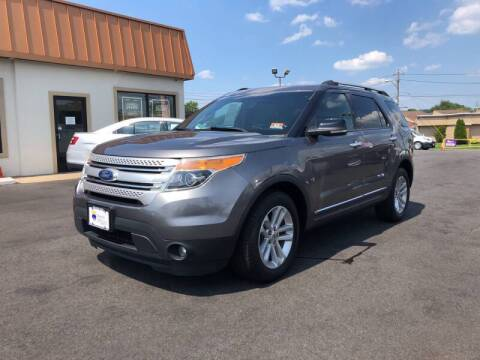 2011 Ford Explorer for sale at Majestic Automotive Group in Cinnaminson NJ