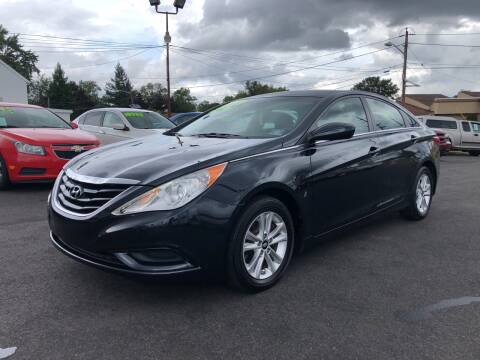 2012 Hyundai Sonata for sale at Majestic Automotive Group in Cinnaminson NJ