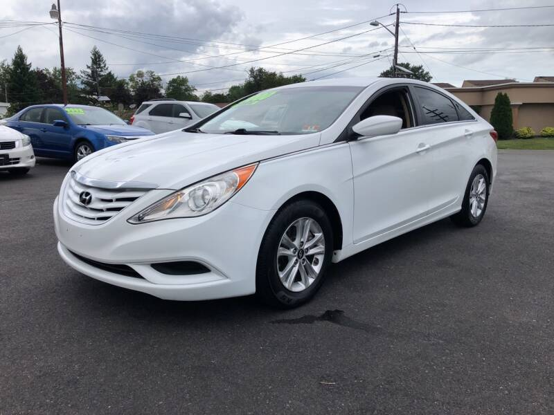 2011 Hyundai Sonata for sale at Majestic Automotive Group in Cinnaminson NJ