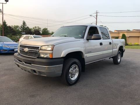 2005 Chevrolet Silverado 2500HD for sale at Majestic Automotive Group in Cinnaminson NJ